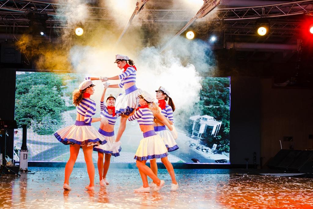 Танцевальное шоу City Jazz