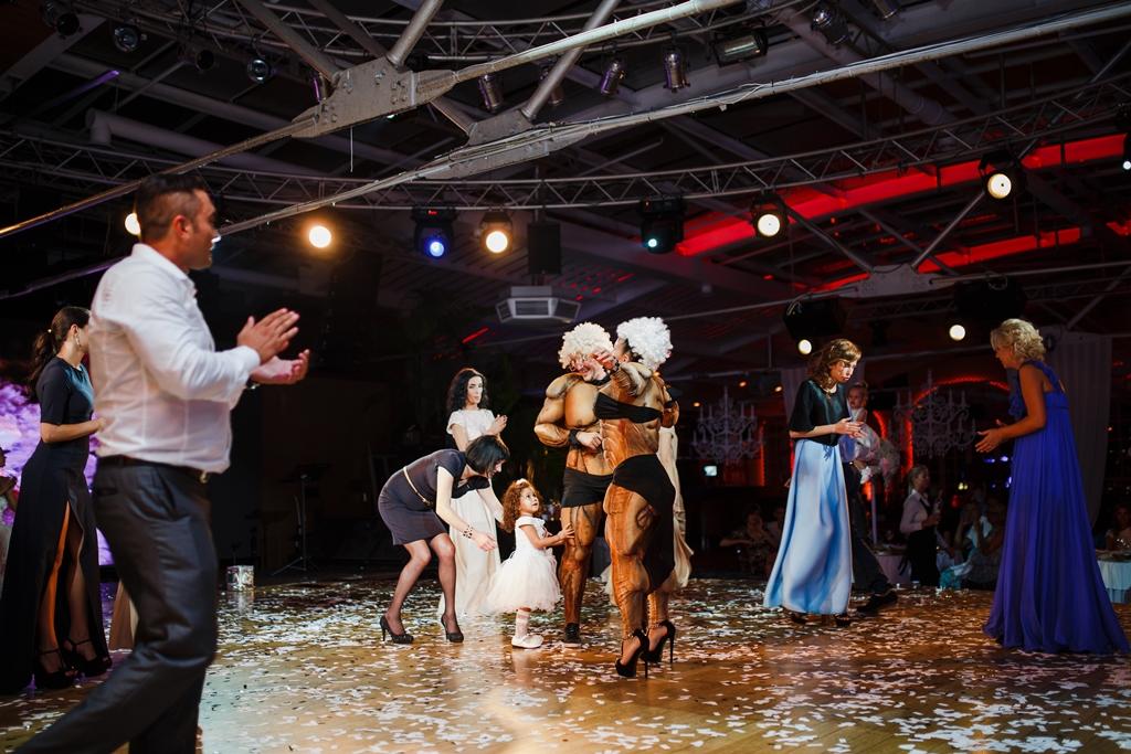 Шоу Качков на ваш праздник в Одессе