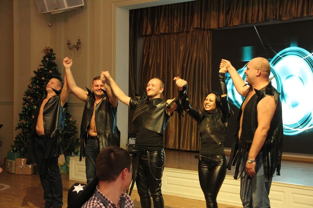Шоу программа Казаки в Одессе