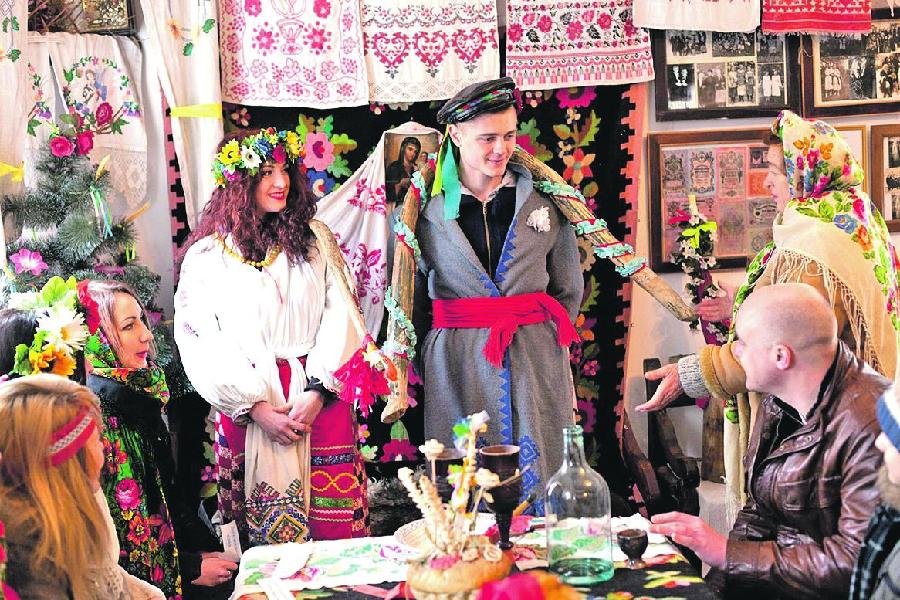 Свадебные обычаи народов мира