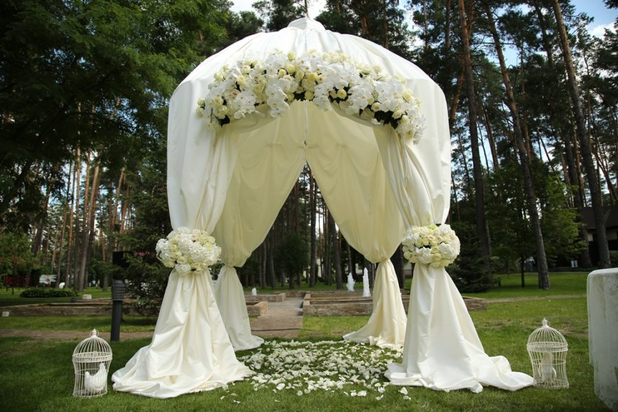 Как организовать выездную церемонию в Одессе
